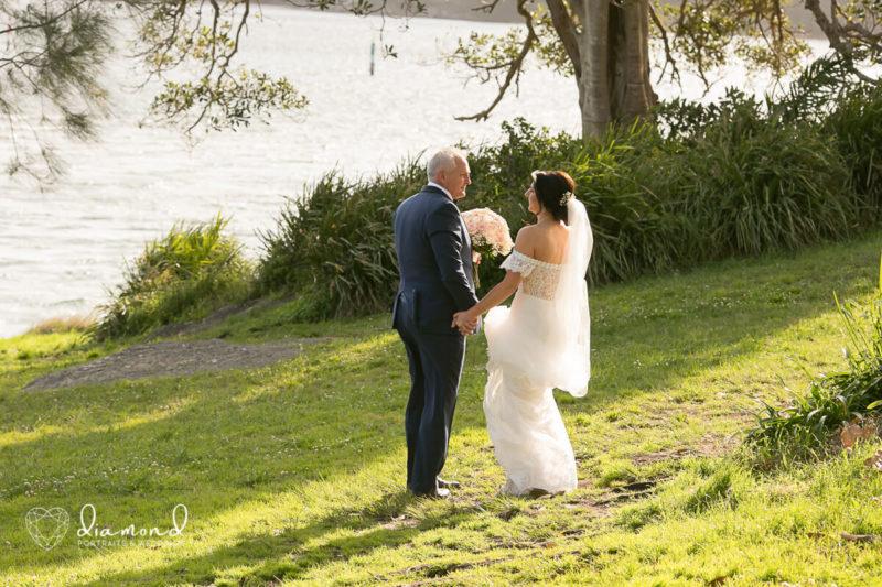 Wedding photo locations Sutherland Shire