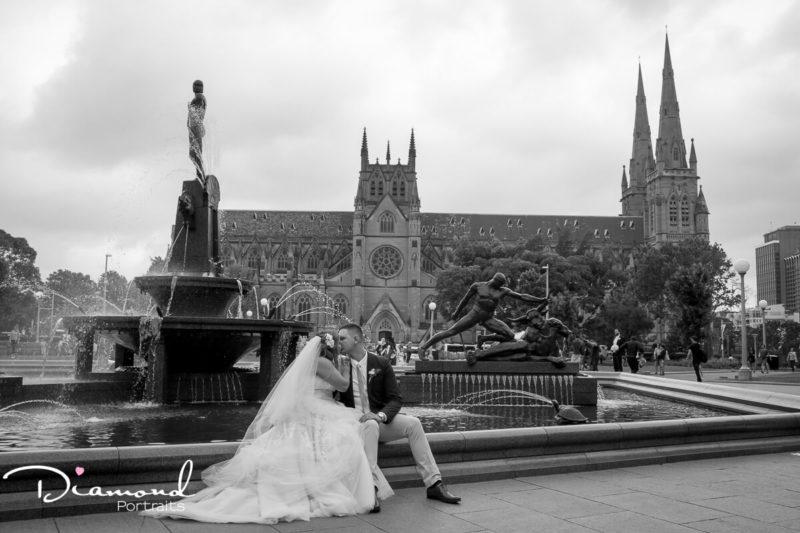 wedding photo location sydney